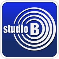 Logo of radio station Studio B