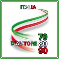 Logo de la radio 70 80 90 ITALIA D'AUTORE