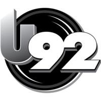 Logo of radio station KUUU U92
