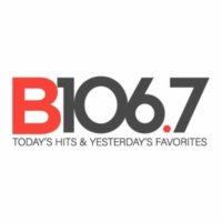 Logo of radio station WTCB B106.7