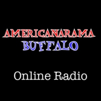 Logo of radio station Americanarama Buffalo