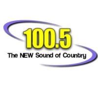 Logo of radio station 100.5 WBLE