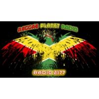 Logo of radio station Reggae Planet Radio