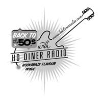 Logo of radio station The HD DINER RADIO