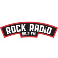 Logo of radio station Rock Radio Beograd