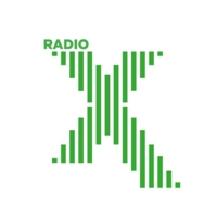Logo de la radio Radio X UK