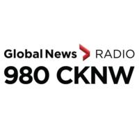 Logo of radio station News Talk 980 CKNW