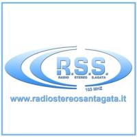 Logo of radio station Radio Stereo Sant'Agata