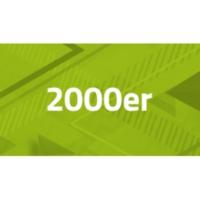 Logo of radio station Spreeradio 2000er