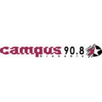 Logo de la radio Radio Campus Grenoble 90.8 FM