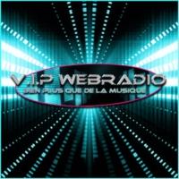 Logo of radio station V.I.P webradio