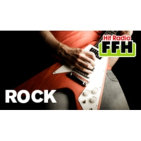 Logo of radio station FFH ROCK