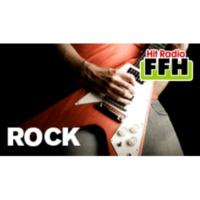 Logo of radio station FFH ROCK