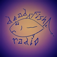 Logo of radio station Dead Fish