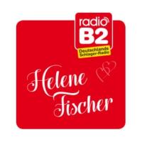 Logo of radio station radio B2 Helene Fischer