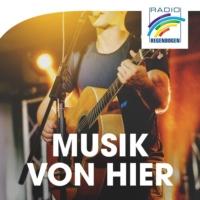 Logo of radio station Radio Regenbogen Musik von hier