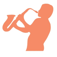 Logo of radio station 1.FM - Bay Smooth Jazz Radio