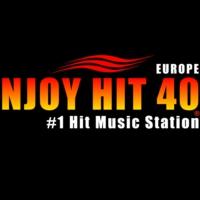 Logo de la radio Njoy Hit 40 Medias One Europe