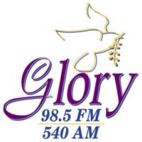 Logo of radio station WBZF Glory 98.5 FM
