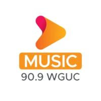 Logo of radio station WGUC 90.9 FM