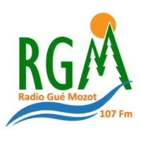Logo of radio station Radio Gué Mozot