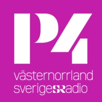 Logo of radio station P4 Västernorrland