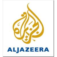 Logo of radio station AJE Al Jazeera English