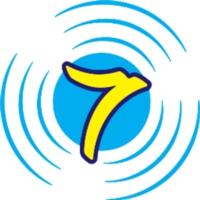Logo of radio station Kanaal 7