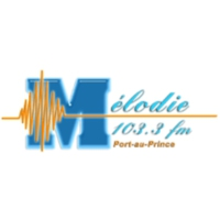 Logo of radio station Mélodie 103.3 FM