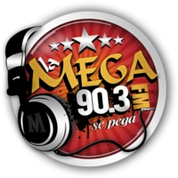Logo of radio station La Mega 90.3 Fm Murcia