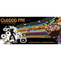 Logo of radio station Club DDD