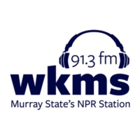Logo of radio station WKMS