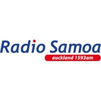 Logo de la radio Radio Samoa 1593 AM