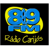 Logo of radio station Carijos 89.9 FM