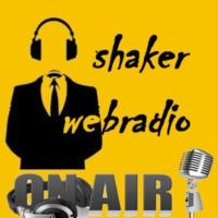 Logo of radio station shaker Web radio