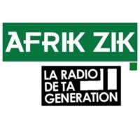 Logo of radio station Afrik Zik