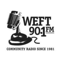 Logo de la radio WEFT 90.1 fm