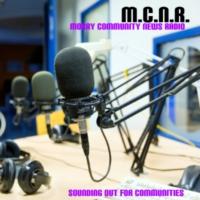Logo of radio station MCNR