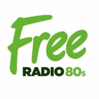 Logo of radio station Free Radio 80s