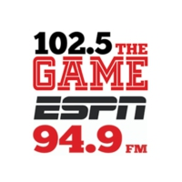 Logo of radio station WPRT-FM The Game 102.5