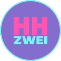 Logo of radio station HAMBURG ZWEI