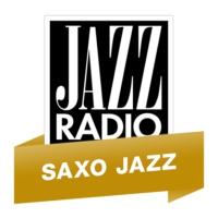 Logo of radio station Jazz Radio Saxo