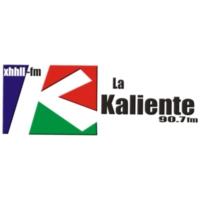 Logo of radio station XHHLL-FM La Kaliente 90.7