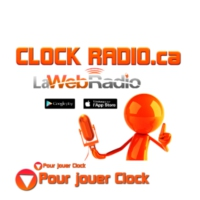 Logo of radio station CLOCK RADIO.CA