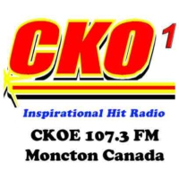 Logo of radio station CKO1 Radio 107.3 FM