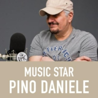Logo of radio station Music Star Pino Daniele