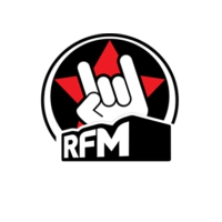 Logo de la radio RFM On The Rock