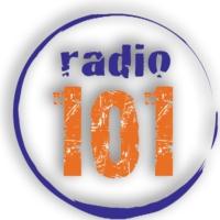Logo of radio station Radio 101 Malta