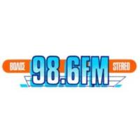 Logo de la radio Volos 98.6 - Βόλος 98.6