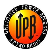 Logo of radio station Unlimited Power Records Retro 60s 70s Radio